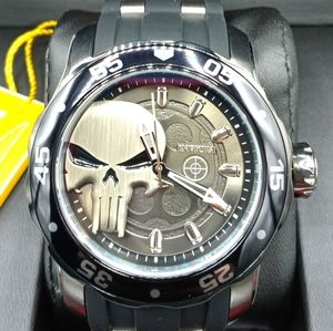 FIRM PRICE-Invicta Limited Edition Marvel Punisher